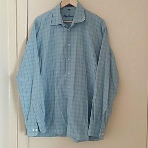 Alan Flusser Men Shirt XXL